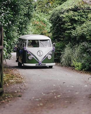 Wedding Van