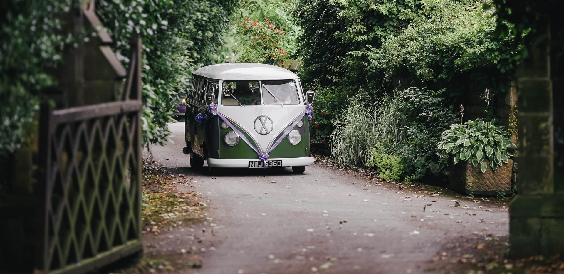 Hochzeit Van