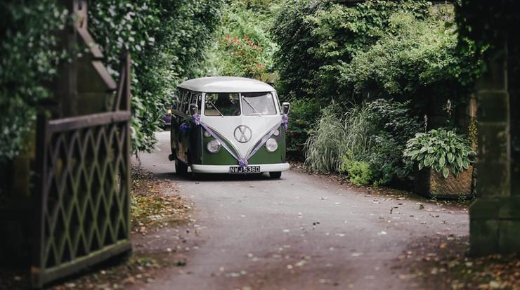 Bruiloft Van
