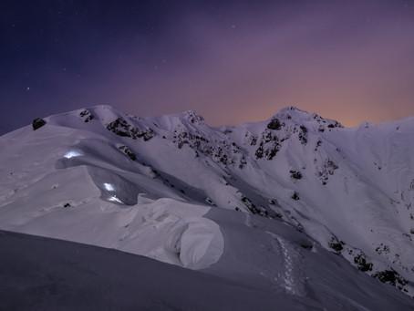 【作品追加】オンライン写真展「Living in the Mountains」開催中