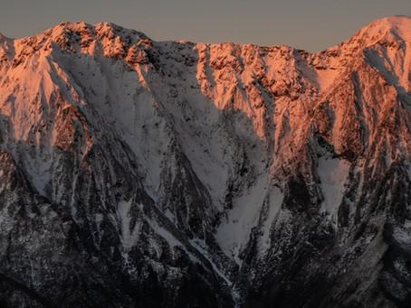 オンライン写真展「Living in the Mountains」開催中