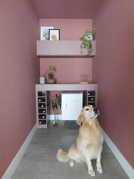 Bar Rosé + Francisco