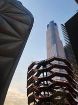 The Vessel Hudson Yards, NYC 2019
