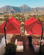 Hotel W Santiago, 2018