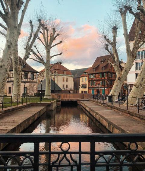 Colmar, Alsace, 2019
