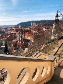 Praga, 2020