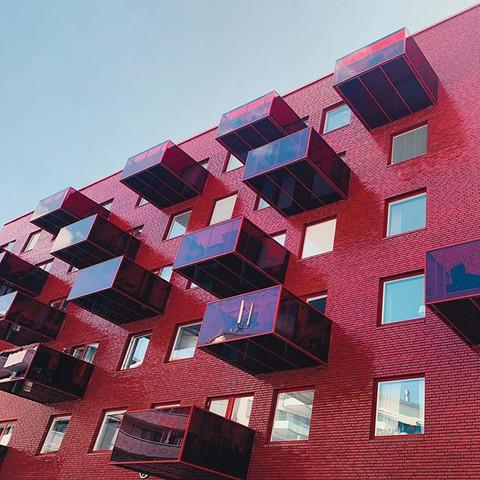 Hjorthagen Stockolm, 2019