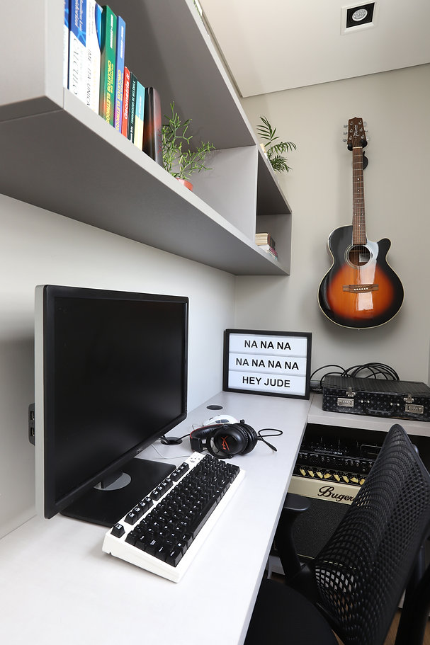 Suíte Casal - Home Office