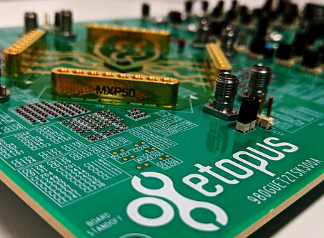 eTopus Technology Announces: World's First 200G PAM4 PHY