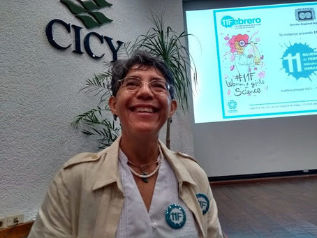 Reconocimiento a Dalila Aldana Aranda