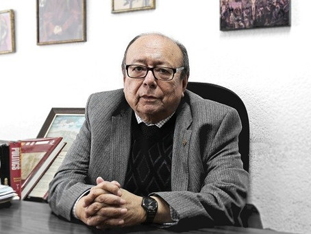 Miembro Emérito: Dr. José Luis Orozco Alcántar