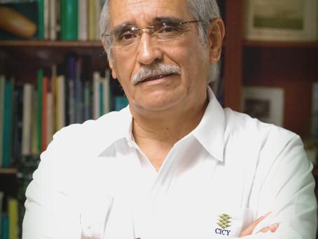 Miembro Emérito: Francisco Alfonso Larqué Saavedra