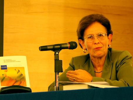 Miembro Emérito: Brígida García Guzmán