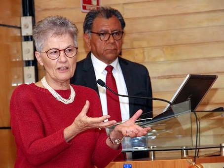 Miembro Emérito: Rachel Mata Essayag