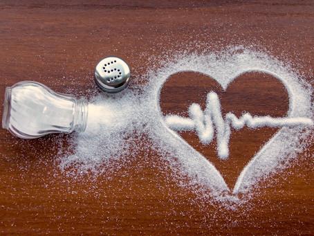 El efecto real del consumo de sal en la salud