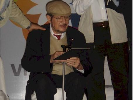 Miembro Emérito: Dr. Eduardo Pablo Correa Girón
