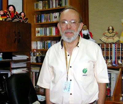 Miembro emérito: Victor Manuel Loyola Vargas