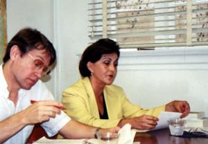 Miembro Emérito: Alicia Hernández Chávez