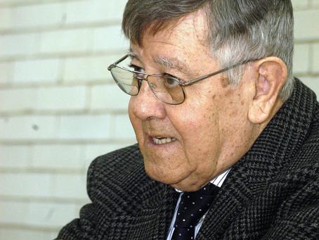 Miembro Emérito: Alfonso Mondragón Ballesteros