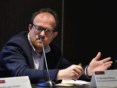 Miembros del Sistema Nacional de Investigadores: Dr. Ruy López Ridaura