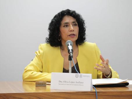 Miembros del Sistema Nacional de Investigadores: Dra. Oliva López Arellano