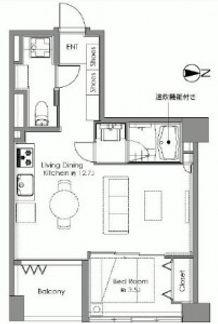 麻布十番中央マンション 間取り図.jpg
