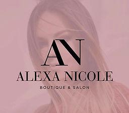 Alexa Nicole Store Logo Austin My Plan S