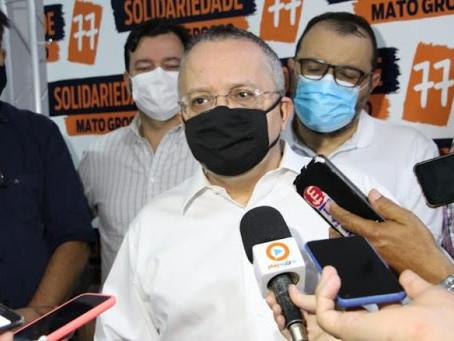 TRE qualifica Taques de ficha suja e cassa candidatura ao Senado em MT.