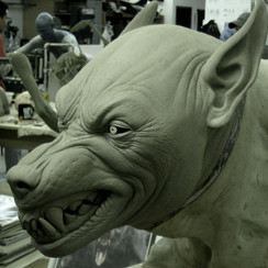 Cabin in the Woods Werewolf sculpt