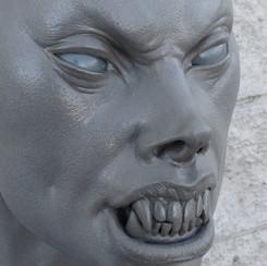 Lady Wolverton Sculpt
