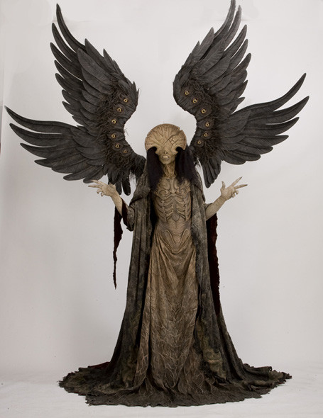 Angel of Death - Hellboy 2