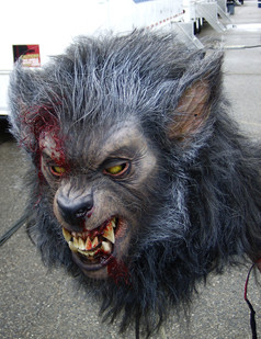 Fear Itself werewolf