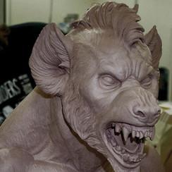 Blade 3 Hyena Werewolf sculpt