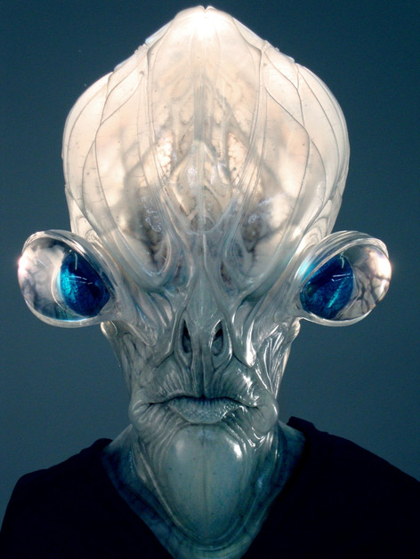 Jellyhead Alien - Men in Black 3