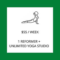 Pilates, Yoga, Barre, Meditation, Stretch, Rehabilitation, Reformer Pilates