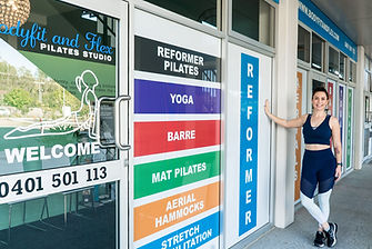 Redlands Pilates, Yoga, Barre