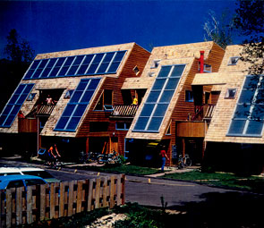 Stonebraker Solar Student Houseing
