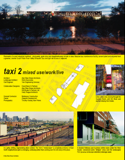 TAXI Phase 2