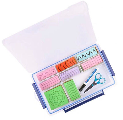 Montessori Cutting Box