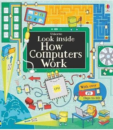 Usborne: Look Inside How Computer Work