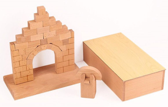 Roman Arch Building Blocks