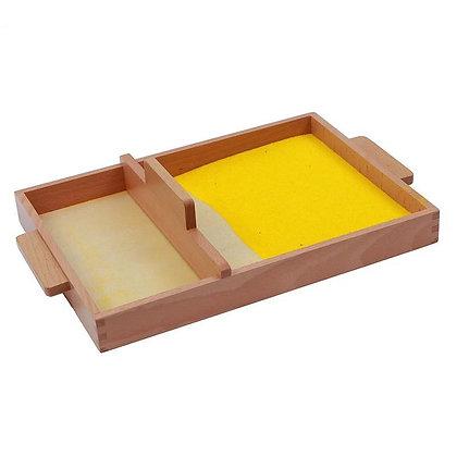 Montessori Sand Tray