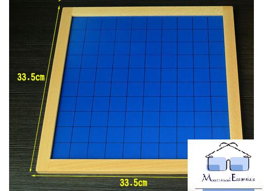 Hundred Board (Classroom Size)