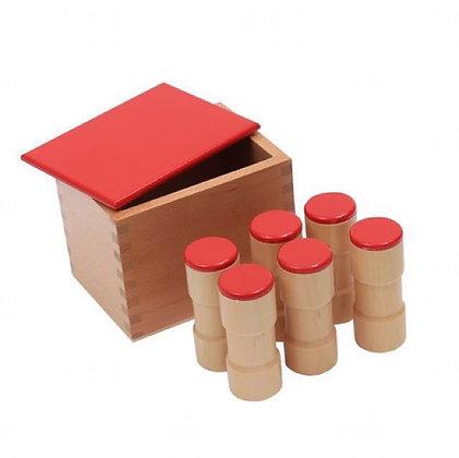 Montessori Sound Cylinders