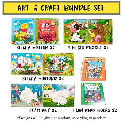 Art & Craft Bundle Set