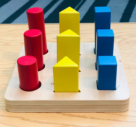 Shape Stacking Toy