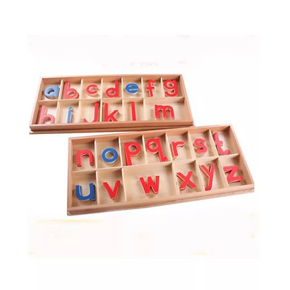 Large Moveable Alphabets