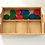 Thumbnail: 3-compartment sorting tray + color counter