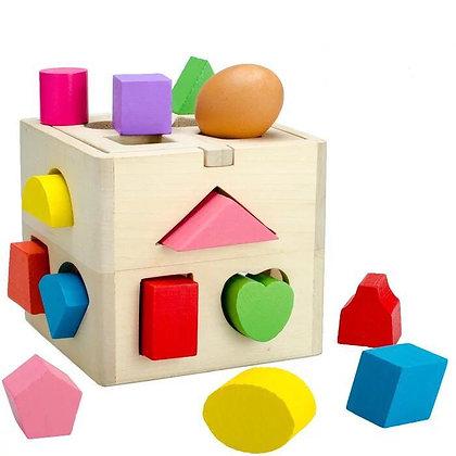 13 Shape Intelligence Box