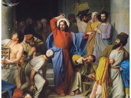 O cristianismo é uma religião inerentemente feminina?